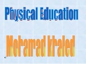 Physicaleducation