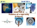 Physics Chapter 8- Rotational of a Rigid Body