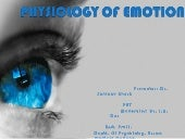 Physiology of emotion