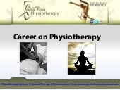 Physiotherapy sydney - career on ph...