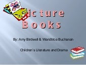 Picture books powerpoint wb,ab