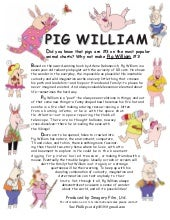 Pig William