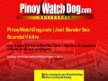 Pinoy watchdog.com joel bander sex scandal victim (1)
