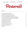 Pinterest : Guide dutilisation