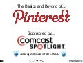 Pinterest: Basics and Beyond Webinar Slides