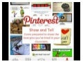 Pinterest show and tell