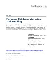 Parents, Children, Libraries, and R...