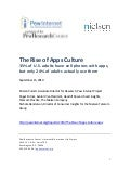 Rise of the Apps Culture - Pew Internet Project