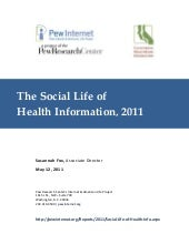 The Social Life of Health Informati...