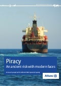Piracy - An Ancient Risk With Modern Faces