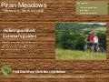 Piran Meadows Holiday Park in North Cornwall Near Newquay