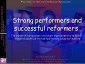 Strong performers and successful re...