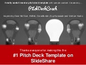 Pitch Deck Template & Pitch Deck Example - Pitch Deck Coach