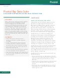 Pivotal Just Changed the Economics for Big Data. Forever. Introducing the Pivotal Big Data Suite