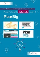 PlanBig: People's Insights Volume 2...