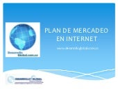 Plan de mercadeo en internet
