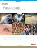 Planetary Health Event Summary