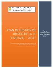 Plan gr cartavio 2014