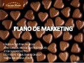 Plano de Marketing  Cacau Show (Cho...