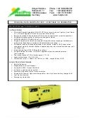 Vegetable Oil Electrical Generator: Runs on Rape Oil, Soya Oil, Palm Oil, Sun Flower Oil and Waste Vegetable Oil