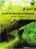 Plant Nutrition Tachometer by ACMAS Technologies Pvt Ltd.