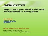 Digital Marketing Strategy Seminar-...