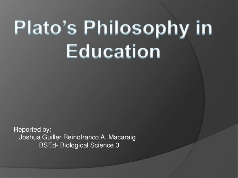 Plato's Philosophy: Essay help, not sure how to go about starting this?