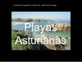 Beaches in Asturias or Playas de As...