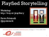 Playfied Storytelling