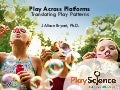 PlayScience INplay 2012 - PLAY Across Platforms