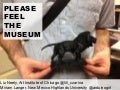 Please feel the Museum: 3D technologies in the Museum