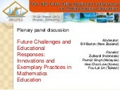 Plenary panel-earcome6 phuket 22 ma...