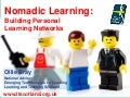 Personal / Professional Learning Networks for Education