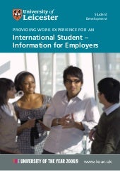 International Student – Information...