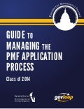 Guide to Managing the Presidential Management Fellows (PMF) Application Process: Class of 2014