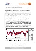 Purchasing Managers´Index Report, May 2011