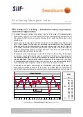 Purchasing Managers Index - May 1 2013