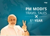 PM Modi's Travel Tales: 1 Year, 6 Continents, 18 countries