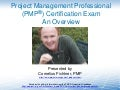 PMP Exam Overview