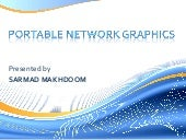 Portable Network Graphics (PNG)