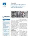 PNI Digital Media Increases Photo Orders and Profits with NetApp Storage