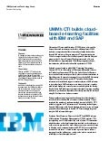UWM's CTI builds cloudbased  e-learning facilities  with IBM and SAP