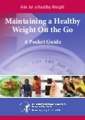 Global Medical Cures™ | Pocket Guide to Maintaining Healthy Weight