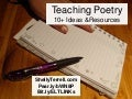 Teaching Poetry: 10+ Resources & Ideas