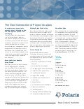 Polaris Product Fact Sheet