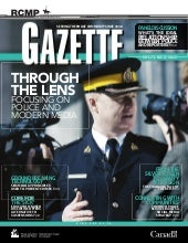 Police and modern media (Gazette)