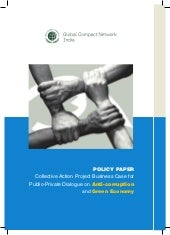 POLICY PAPER: Collective Action Pro...