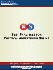 Best Practices For Political Advert...