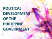 Political Development of the Philip...