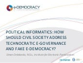 Political informatics: how should c...